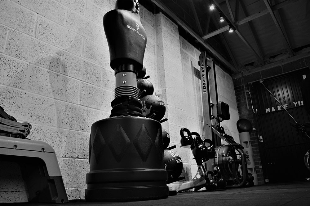 Boxing equipment at Simply Fitt Gym (1)