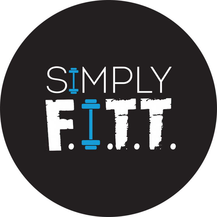 Simply Fit gym logo