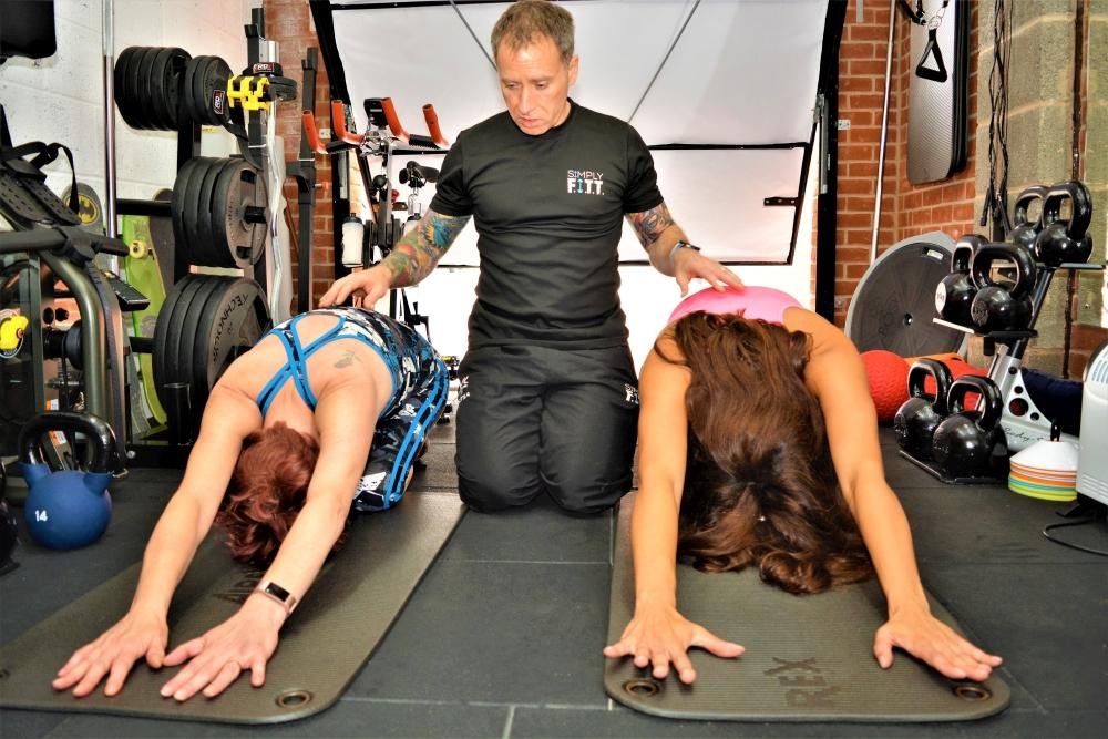 Simply Fitt Clients Training