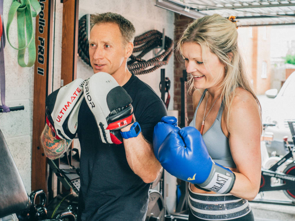 Personal fitness training Aylesbury